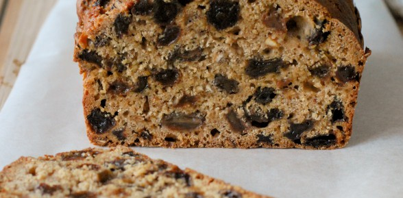 Traditional Irish barmbrack